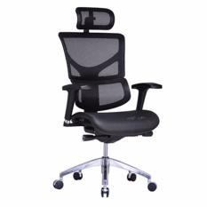SAIL Basic Ergonomic Office Chair (Black) Singapore