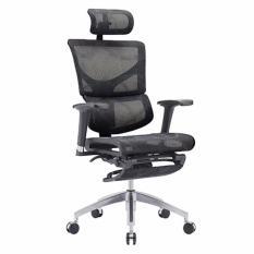 SAIL Basic Office Chair With Legrest (Black) Singapore