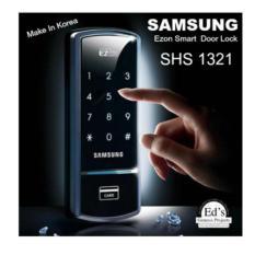 Samsung Ezon SHS-1321 digital door / lock / doorlock / ( SHS-1320
