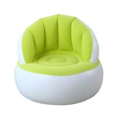 Saomai baby Inflatable sofa beanbag chair single folding sofa creative bedroom living room sofa for children relax seat - intl