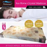 Buy Sea Horse Brand Single Size Super Single Size Queen Size Crystal Foam Mattress 6 Inch Thickness Sea Horse Cheap