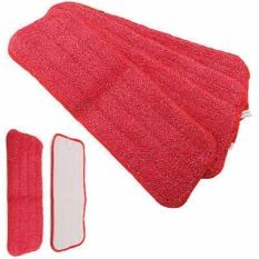 Coupon Set Of 5 Washable Microfiber Reuseable Mop Pad For Spray Mop