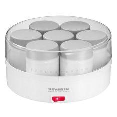 Severin Jg 3516 7 Jars Yoghurt Maker White/grey By Beste (s) Pte Ltd.