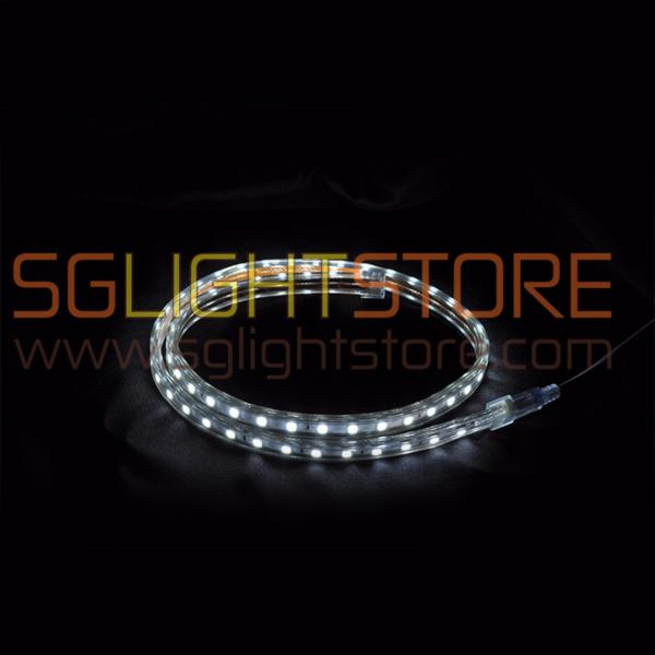 Sglightstore - Single Colour LED Strip Only (White)