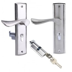 Price Shanyu Durable Door Handle Lock Cylinder Front Lever Latch With Keys Intl Online China