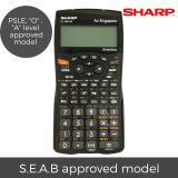 The Cheapest Sharp El W531S Scientific Calculator Psle O Level A Level Approved Model Local Warranty Online