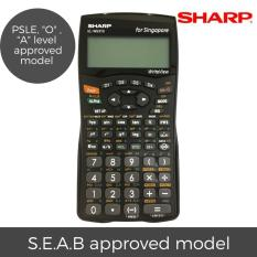 Sharp El W531S Scientific Calculator Psle O Level A Level Approved Model Local Warranty For Sale