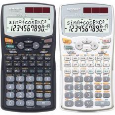 Sharp Scientific Statistics Calculation El 509Ws Wh Cheap