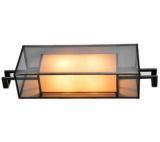 Price Shifan American Modern Led Wall Lamp For Hotel Villa Hallway Stairway Wrought Iron W1850 Warm Light 2800 3200K Shifan China