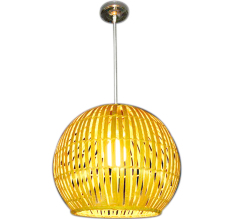 Buy Shifan Pastoral Rattan Lamp Led Pendant Lights With E27 Light Blub Zp3025 Creative Restaurant Lamp Warm Light 2800 3200K Shifan