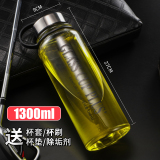 Shijixing 1000Ml With Lid Filter Men Heat Resistant Cup Glass Cup Coupon Code