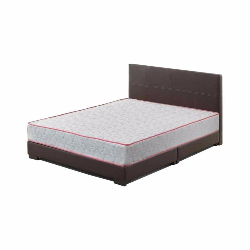 [Megafurniture]Shirley Divan + 8 Spring Mattress (Queen Size)