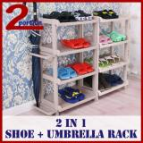 Store Shoe Umbrella Rack 3 Tier Oem On Singapore