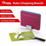 Shoppy 3 Coloured Chopping Board With Ruler Discount Code