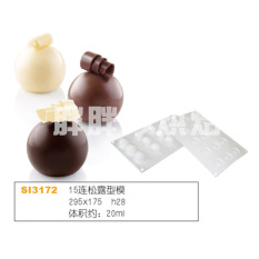 Best Si3192 Si3172 Truffles Silicone Mold