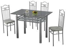 [Furniture Ambassador] Silkre Dining Set (Free Delivery)