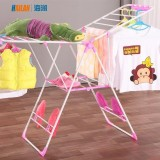 Sale Simple Drying Racks Floor Towel Rack Folding Folding Racks Balcony Clothes Racks Indoor Clothes Drying Rack Intl Awoo Original