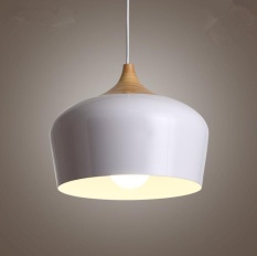 Simple Modern Ceiling Light Japanese Creative Lamp Restaurant Bar Light Bedroom Living Room Table Office Nordic Chandelier 35cm - intl