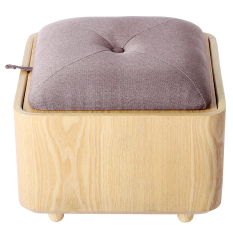 Simple Multi Function Toy Storage Stool Cheap