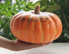 Price Simulation Large Pumpkin Model Shoot Props Wedding Gift China
