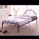 Single Metal Bed Frame Free 4 Mattress Lowest Price