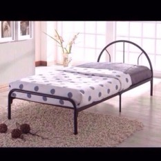 Sale Single Metal Bed Frame Free 4 Mattress Mintz Wholesaler