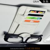 Review Skylight Shade Plate Car Sun Visor Tissue Box Glasses Clip Holder Hanging Napkin Box Car Pumping Tray Sets Oem On China