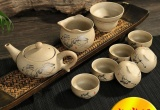 Buy Slm China Dehua Creative Kung Fu Tea Set Intl