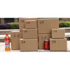 Price Small Carton Box Postal Box Courier Box 08 20 Pcs Oem Carton Box Original