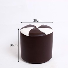 Small stool fashion board sofa for adult shoes change stool - intl