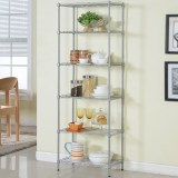 Compare Price Small Us Xm228 Metal Living Room Debris Six Kitchen Shelf Storage Rack On China