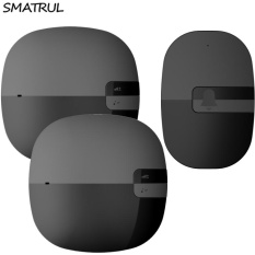 Sale Smart Home Item New Waterproof Wireless Doorbell Eu Plug 350M Remote Smart Door Bell Chime Ring Slim 1 Button 2 Receiver No Battery Intl Smatrul Online