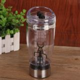 Promo Smart Protein Shaker Water Bottle Electronics Automatic Mug Cup Bpa Free Office Home Health Mixer Blender
