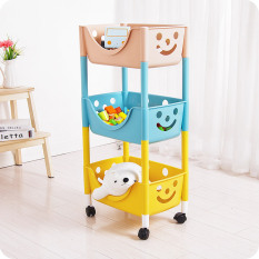 Sale Mobile Multiple Layer Floor Storage Rack China Cheap