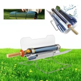 Great Deal Smokeless Portable Stove Solar Cooker Oven Cooking Camping Outdoor Bbq Grill Intl