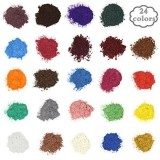 Where To Buy Soap Dye Soap Making Colorants Set Mica Powder Pigments For Soap Coloring 24 Beautiful Colors 18 Oz Each Candle Making Eye Shadow Blush Nail Art Resin Jewelry Artist Craft Projects Intl