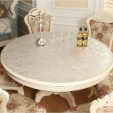 Price Soft Round Desktop Table Crystal Tablecloth Cloth Oem Online
