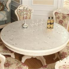 Sale Soft Round Desktop Table Crystal Tablecloth Cloth Online China