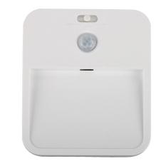Solar Light Mart LED EMX Wall Light with Sensor (White)