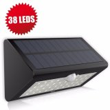 Solar Motion Sensor Light Super Bright 38 Led Solar Powered Wireless Water Proof Motion Activated Solar Energy Home Office Security Light Intl Coupon Code