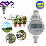 Price Solar Power Lcd Digital Garden Auto Water Saving Irrigation Controller Watering Timer Intl Oem New