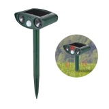 Buy Solar Powered Ultrasonic Pest Repeller Motion Activated Outdoor Animal Repellent For Repelling Animals Cats Dogs Birds Intl Not Specified Original