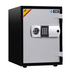 Solid Safe SLS49E Electronic Safe Black