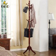 UMD Space Saving Solid Wood Clothes Hanger / Clothes Rack