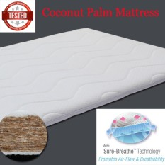 Special coconut mattress for baby cot