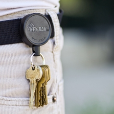 Price Safety Fast Retractable Key Ring Retractable Keychain Key Bak