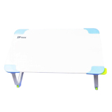 Best Deal Sph2 Foldable Portable Laptop Desk Multi Purpose Table Blue