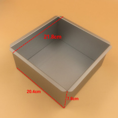 Review Are The Anode Square Bottom Bottom Aluminium Alloy Oem