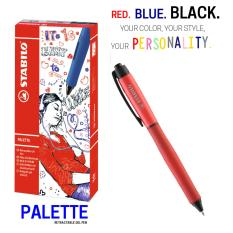 Stabilo Palette Retractable Gel Pen Box Of 10 Lower Price