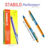 Best Deal Stabilo Performer Ballpoint Pen Box Of 10